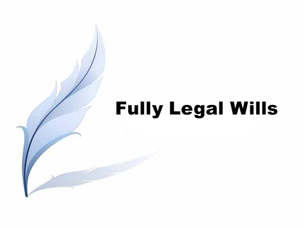 Fully Legal Wills